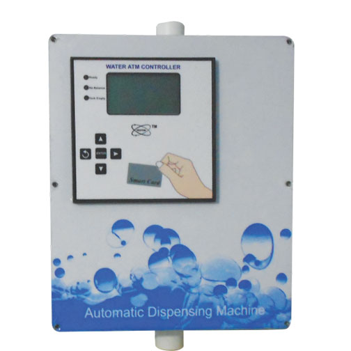 Water ATM card type