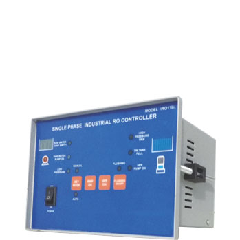 Industrail Ro Panel 250 LPH