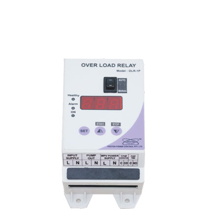 Over Load Relay 1 Phase